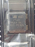 Микросхема L9113 STMicroelectronics корпус QFP-64, фото 2