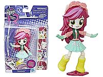 Мини кукла Hasbro My Little Pony Equestria Girls Minis Roseluck Роузлак C2182, фото 4