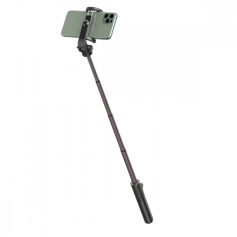 Монопод для селфи Baseus с пультом управления и треногой Fully Folding Lovely Bluetooth Black (28297)