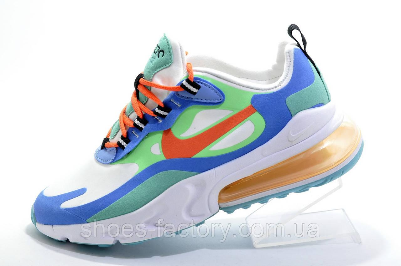 Женские кроссовки в стиле Nike Air Max 270 React, 2020