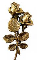 Аксесуари для памятника квіти бронзові Lorenzi3710/21