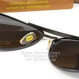 Женские солнцезащитные очки Gucci Модные 2020 Брендовые Авиаторы с поляризацией Polarized Гуччи реплика, фото 3