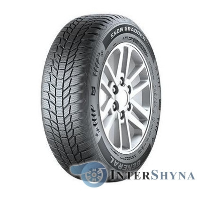 Шини зимові 245/70 R16 107T General Tire Snow Grabber Plus