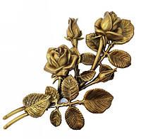 Бронзові вироби для памятника квіти Lorenzi3733/30,5/п, фото 1