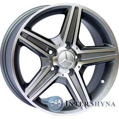 Литые диски Replica Mercedes (CT1402) 8.5x18 5x112 ET45 DIA66.6 GMF