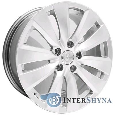 Литые диски Replica Toyota (CT2217) 7x16 5x114.3 ET40 DIA67.1 HS