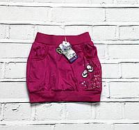 Трикотажная юбка для девочек.  16 лет