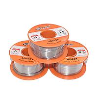 50г Припій KAINA 0.5 мм з флюсом 2% (63% SN 37% PB)