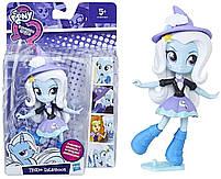 Мини кукла Hasbro My Little Pony Equestria Girls Minis Пони Trixie Lulamoon C2184, фото 4