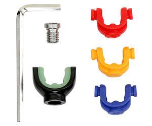 CARP PRO Утримувач вудилища Lockdown Rear Grip Small Kit, black series