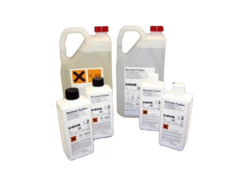 Bermedi ManuDev-P Проявник для ручної обробки ренгеновской плівки (порошковий), 10 л