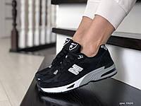 Кроссовки женские New Balance 991, черные