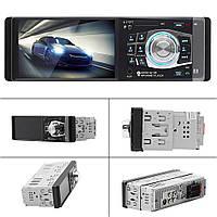 "Автомагнитола Pioneer 4012B Bluetooth - 4,1"" LCD TFT USB+SD DIVX/MP4/MP3 + ПУЛЬТ НА РУЛЬ!, фото 1"