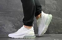 Кроссовки мужские Nike Air Max 270, белые, фото 1