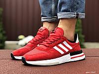 Кроссовки мужские Adidas Zx 500 Rm, красные