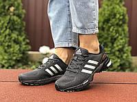 Кросівки жіночі Adidas Marathon, сірі