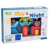 Настольная игра -головоломка День и Ночь