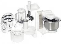 Кухонный комбайн с мясорубкой,чаша нержавейка Bosch MUM 4880 600Вт