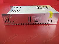 Импульсный блок питания 12В 30А (360 Вт) с активным охлаждением