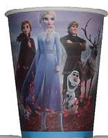 Стаканчик праздничный   Frozen Холодное сердце Новая коллекция