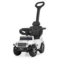 Толокар-электромобиль Bambi Jeep M 4247EL-1 для детей каталка-толокар