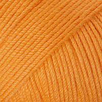Пряжа для вязания хлопок/акрил BABY COTTON GAZZAL № 3416 - янтарный