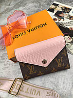 Женский кошелек в стиле Louis Vuitton (Луи Витон)