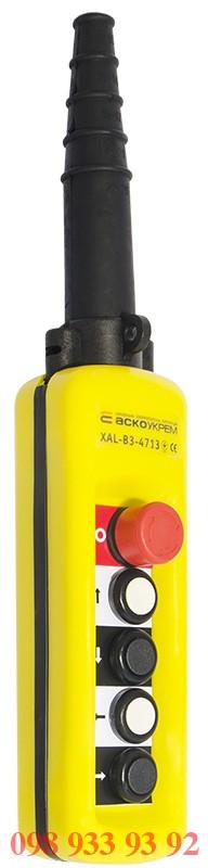 Пульт  ПКТ 4 ( XAL B3-4713)  IP65 с блокировочной кнопкой