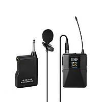 Бездротовий петличний мікрофон Alitek WM-10 для смартфонів, планшетів, фото/відео камер