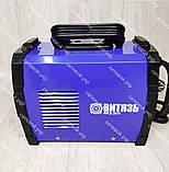 Сварочный аппарат в кейсе инвертор Витязь ИСА-380 + Маска хамелеон, фото 6