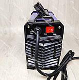 Сварочный аппарат в кейсе инвертор Витязь ИСА-380 + Маска хамелеон, фото 5