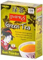Чай зеленый Impra Green Tea 100 г Шри-Ланка