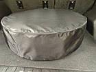 Чехол для запасного колеса Coverbag Full Protection L бордо, фото 4