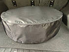 Чехол для запасного колеса Coverbag Full Protection XL бордо, фото 5