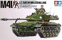 Сборная модель - Американский танк M41 Walker Bulldog 1/35