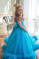 """Модель """"ЛІЗА"""" - дитяча сукня / детское платье ОБЛАКО"""