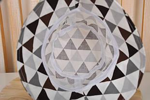 Детская панамка для мальчика MagBaby Украины 103708 Белый