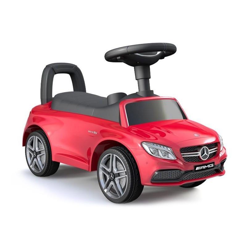 Машинка толокар Babymix MERCEDES AMG HZ638 RED