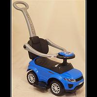 Машинка-толкалка BabyMix 614W BLUE