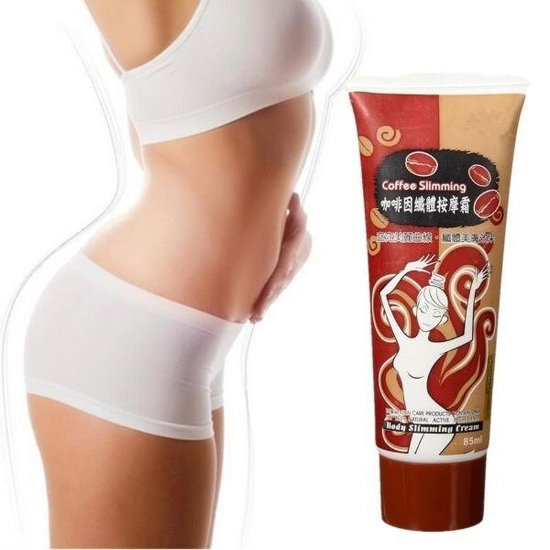 Антицеллюлитный крем для похудения coffee slimming cream с экстрактом кофе ( Набор 2 крема)