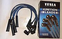 Провода свечные ЗАЗ 1102-1105,Таврия,Славута Tesla T367S (синие), фото 1
