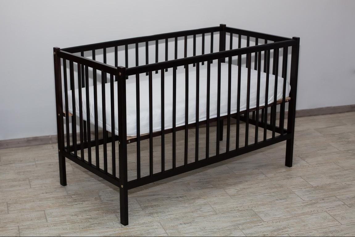 "Дитяче ліжечко ""Малютка"" ВЕНГЕ"