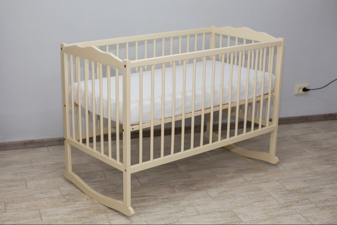 """Дитяче ліжечко """"Колиска"""" СЛОНОВА кістка"""