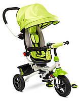 Велосипед трехколесный CARETERO TOYZ WROOM GREEN