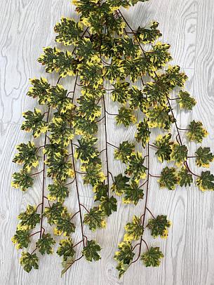 Искусственный, осенний, кленовый лист ( 98 см ), фото 2