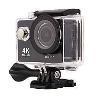 Action Camera Eken H9R Ultra HD с пультом (Черный)