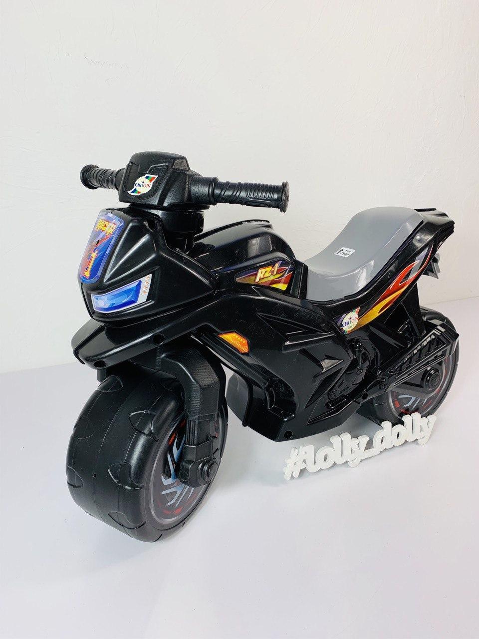 Мотоцикл каталка Орион 501 Ямаха, Черный