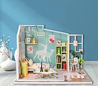 Румбокс миниатюрный сборный дом DIY House Family nap