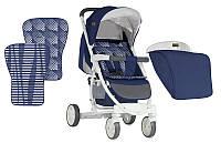 Детская коляска S-300 BLUE