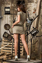 Платье Totalfit Lat Sateen D1-C22 M Лате сатин